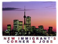 Non-religious: Jobs info and general info for new immigrants